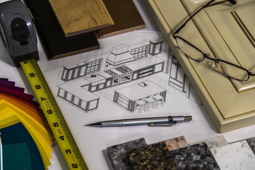 remodeling plan